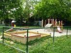 Dětské hřiště 2012